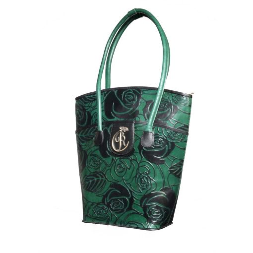 Hand painted leather handbags london uk