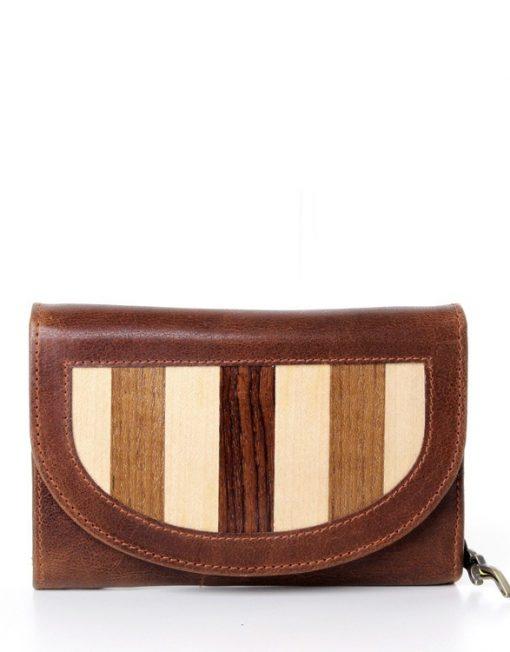 Leather Luxury Wallet Ladies