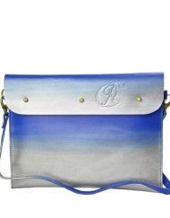 Luxury Leather iPad Carrier