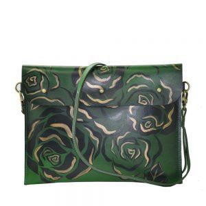 luxury iPad carrier green