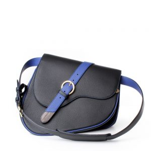 Luxury Leather Fashion Handbag Liszt Front