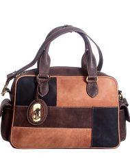 Luxury Leather Shoulder Bag