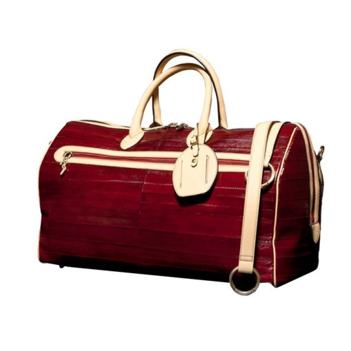 Luxury leather skin bags uk