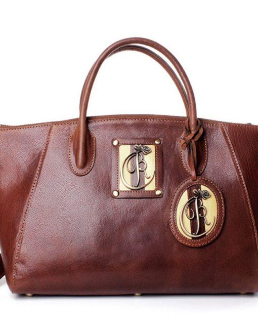 luxury leather bag Nessum