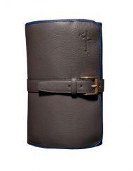 luxury leather purse brahms