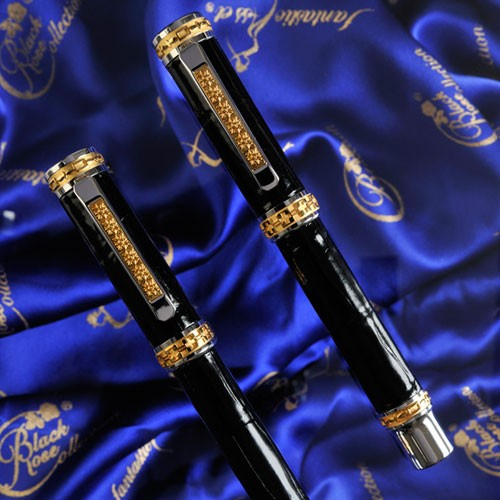 Luxury Pens black eagle main