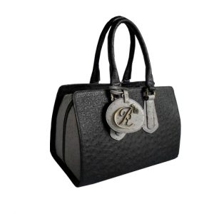 Luxury leather handbags schubert front