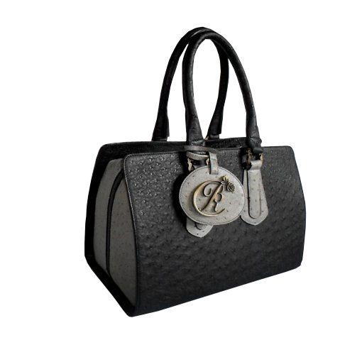 Luxury leather handbags schubert front