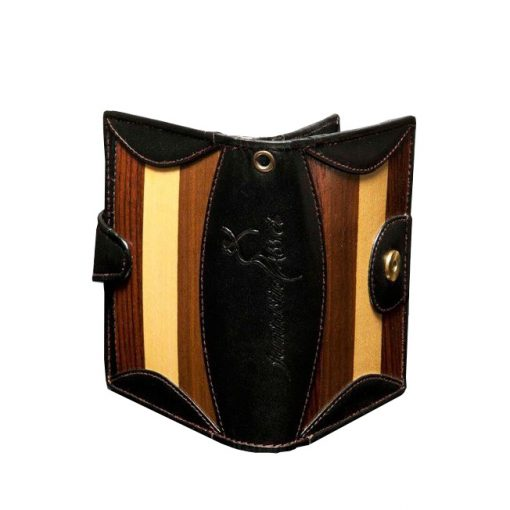 luxury leather purse Chopin