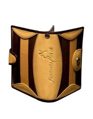 luxury leather purse Debussy
