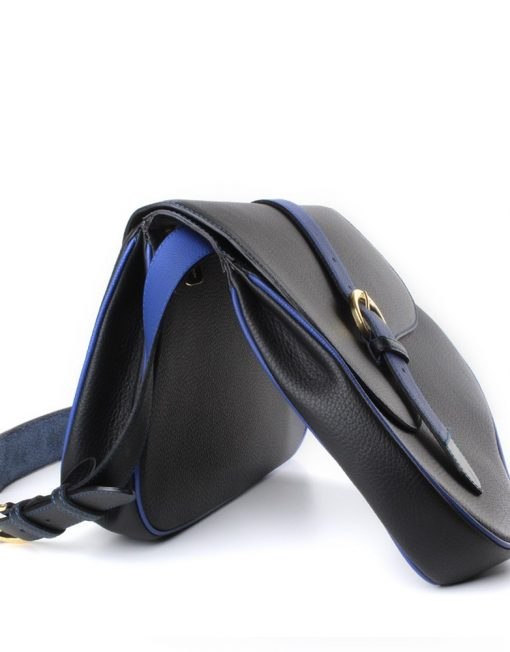 Luxury Leather Fashion Handbag Liszt side