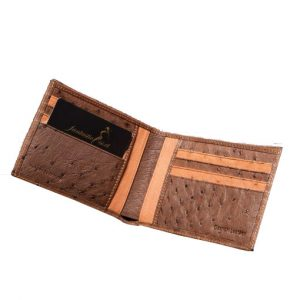 luxury leather wallet Purcell