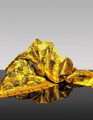 Vivaldi Autumn Luxury Scarf