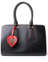 Leather Handbag schubert front