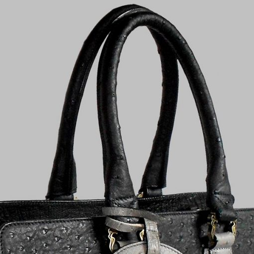 luxury leather bag Schubert Handles