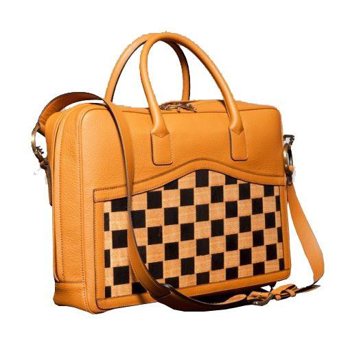 luxury leather bag Mendelssohn