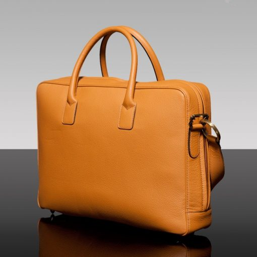 luxury leather bag sibelius rear