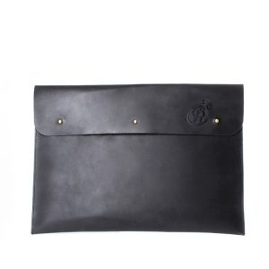 valentino- 13inch laptop sleeve black