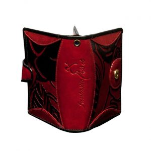 luxury leather purse Vivaldi