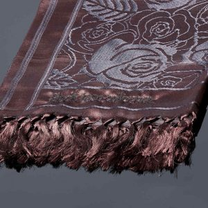 Vivaldi Winter Luxury Scarf Close Up