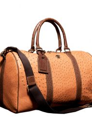 Luxury leather bag Paganini